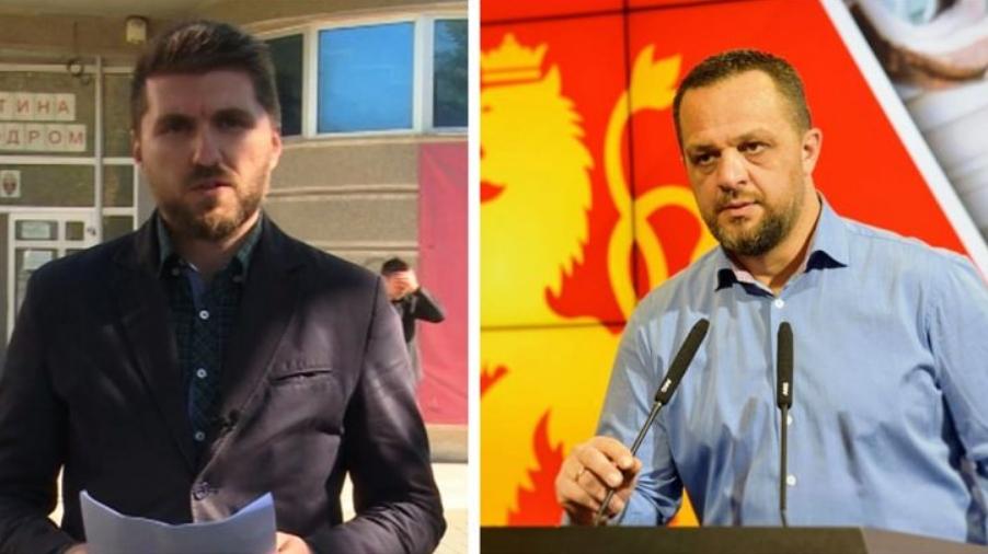 Полицијата утрово ги привела опозициските функционери Дејан Митревски и Димитар Димовски, уапсени вкупно 10 лица