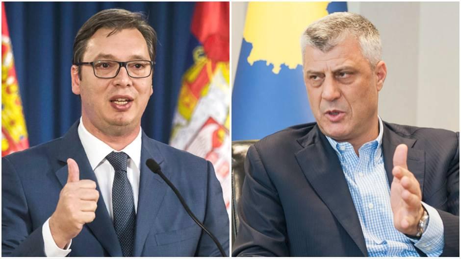 Тачи со закана: Ако оваа година не се разбереме со Србија, ќе влеземе во опасна зона и ќе се дестабилизира целиот регион!