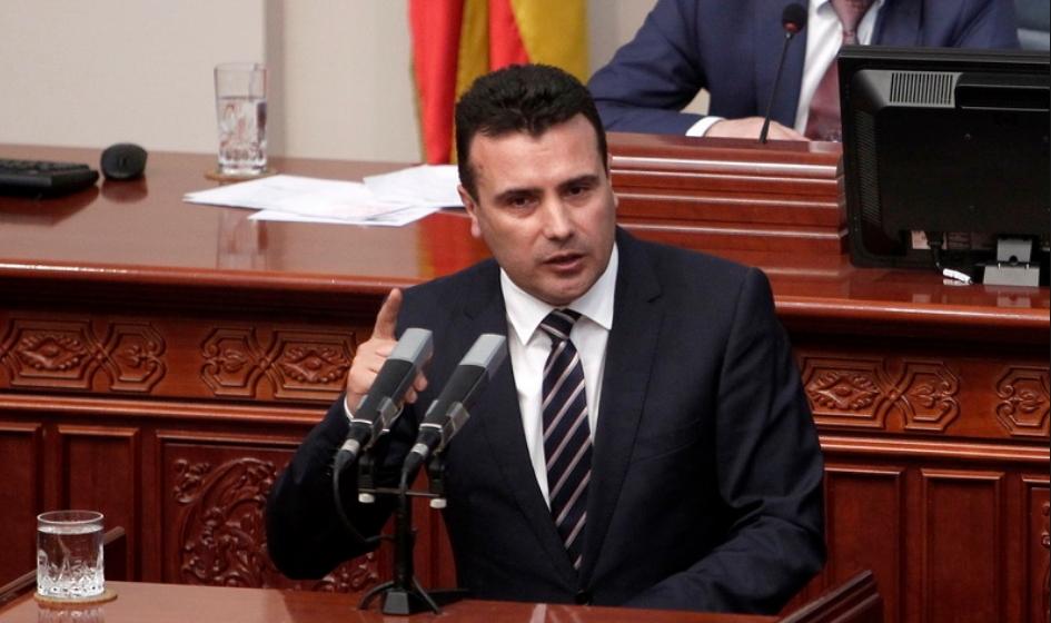 ВМРО-ДПМНЕ: Дојде крајно време Зоран да го праша Заев дали тој бил цел на руски – анти НАТО заговор