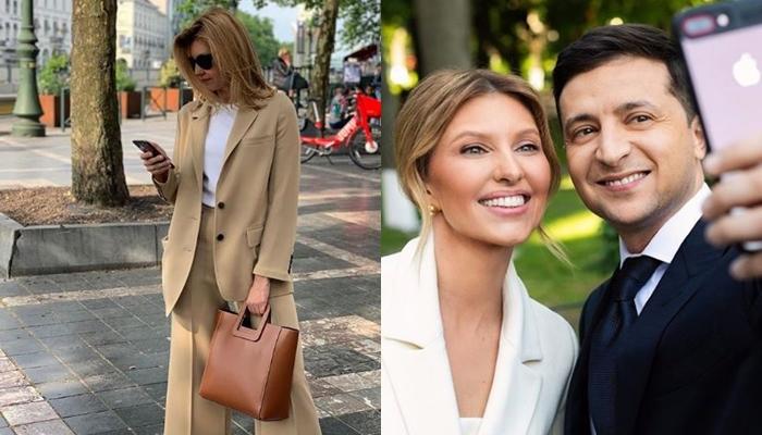 Првата дама на Украина е вљубена во модата, а на Инстаграм е вистинска модна икона- со неа не можат ниту Меланија, ниту Брижит (ФОТО)