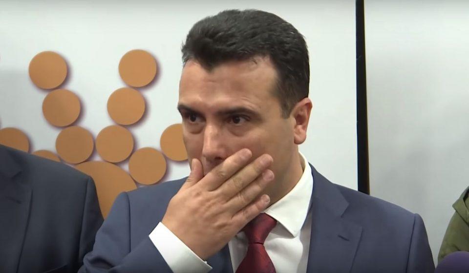 """По историскиот неуспех: Заев цел ден """"дреме"""" во канцеларија и нема намера да се обрати до нацијата"""