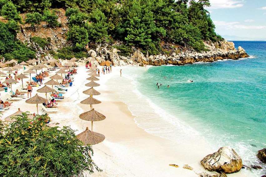 ФОТО: Грчките Кариби, место кое морате да го посетите