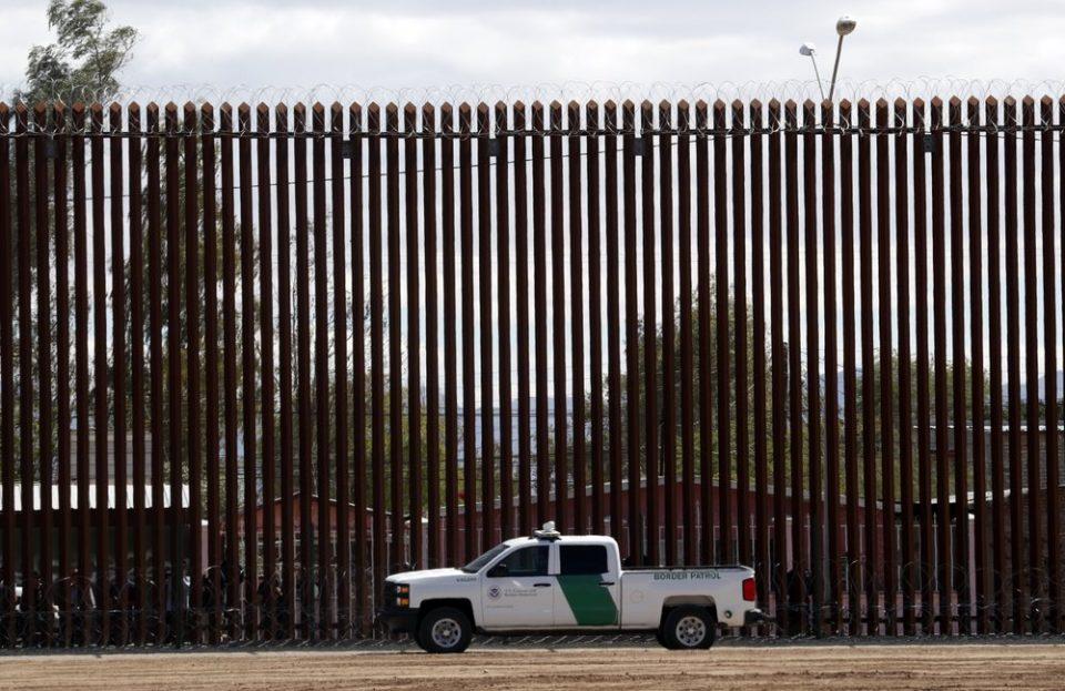 Кинечно, Доналд Трам доби дозвола да го гради ѕидот со Мексико