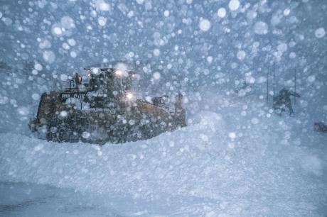 ФОТО: Среде јули снег во Европа- Франција и Италија под снежна покривка