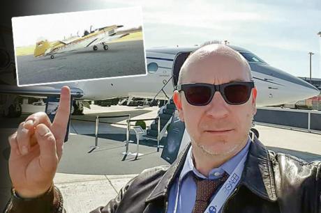 """""""Зарем детето да дознае дека остана без татко од вестите""""- неутешна сопругата на пилотот чиј авион се сруши во Зрењанин"""