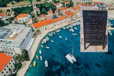 """""""Зошто во Хрватска туристи доаѓаат првпат, последен пат и никогаш повеќе""""- Новинарка ги објави цените за појадок"""