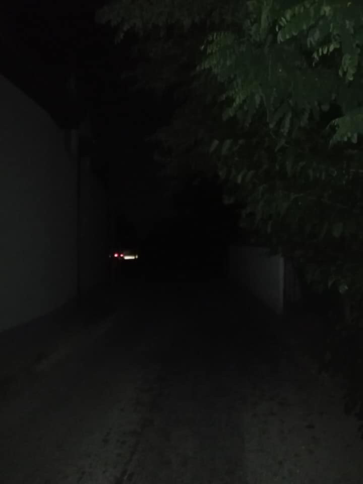 Радишани во мрак, Смилевски за тоа јавно ги обвини жителите (ФОТО)