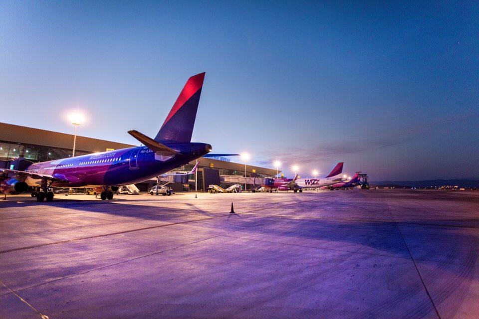 ВАЖНО ИЗВЕСТУВАЊЕ: Аеродромот во Скопје со информации за патниците на Виз ер