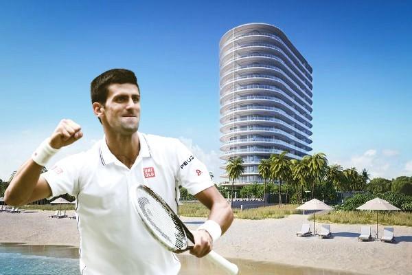 ФОТО ГАЛЕРИЈА: Ноле си купи луксузен стан на Мајами