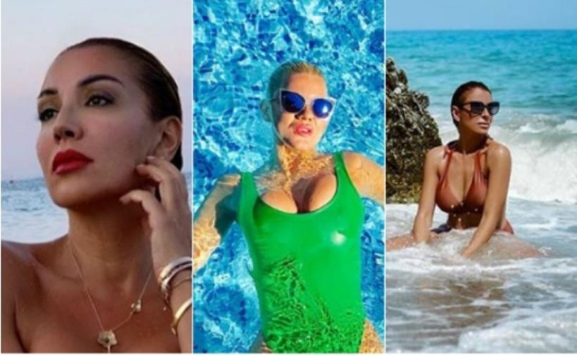 Тешко да познаеш која е која: Марјана, Лила или Елена Велевска (фото)