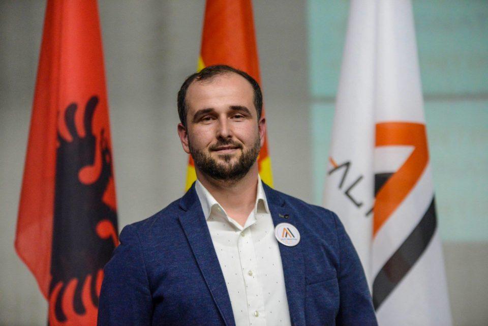 Орхан Муртезани е назначен за директор на Македонски железници-транспорт