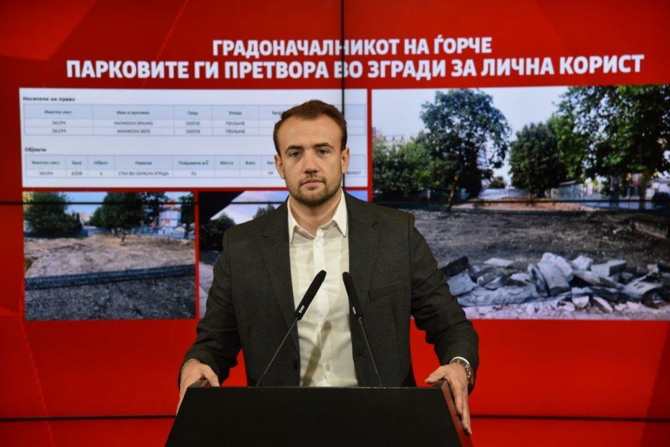 Стојаноски: Неспособноста на Наумовски нема крај