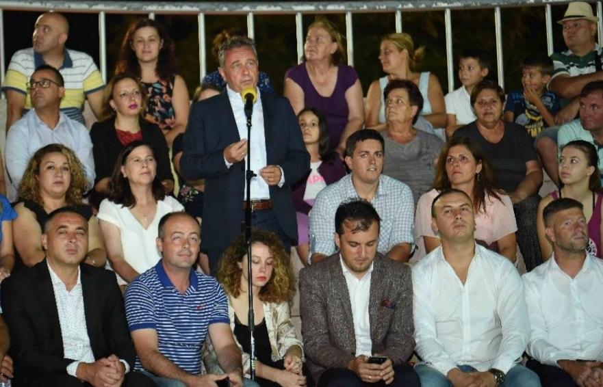 Пратеничката Пешевска го честита денот на Општина Илинден