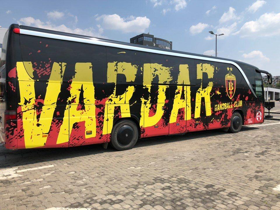Блесна и втората ѕвезда: Еве како изгледа брендираниот автобус на Вардар (ФОТО)
