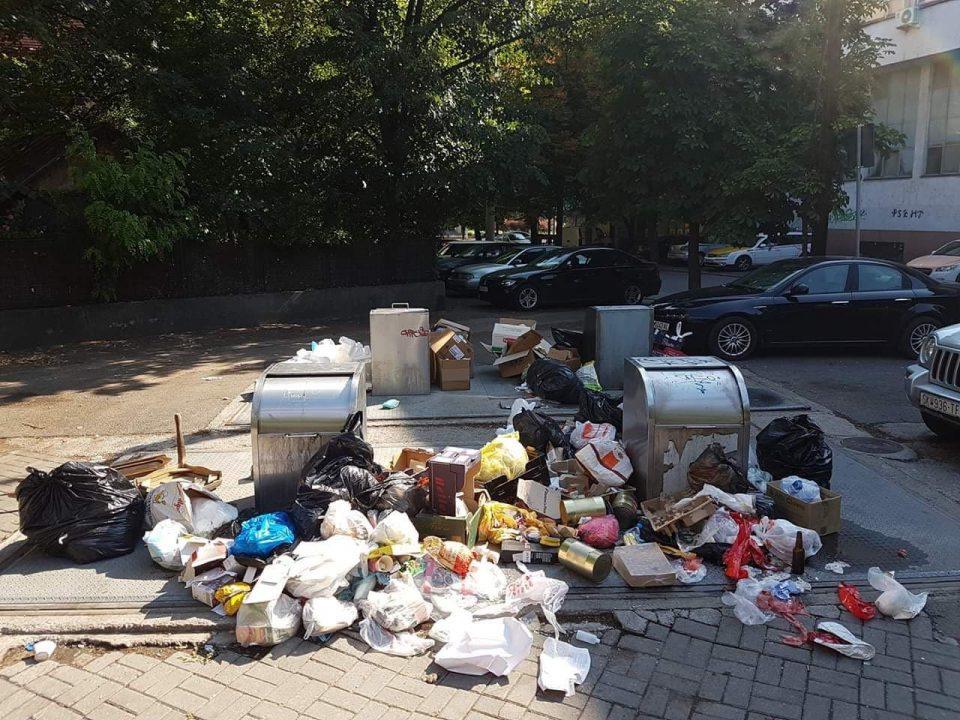 """За скопјани никако да дојде """"животот""""- градските власти заборавија да се фатат за работа три години откако се на власт (ФОТО)"""