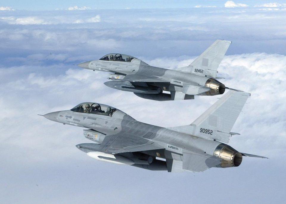 Бугарија ќе купи борбени авиони Ф-16