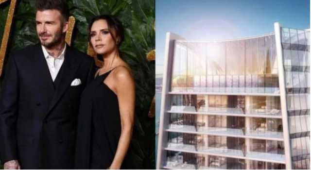 Бекамови ќе го купат најскапиот апартман на светот- дома ќе си одат со хеликоптер! (ФОТО)