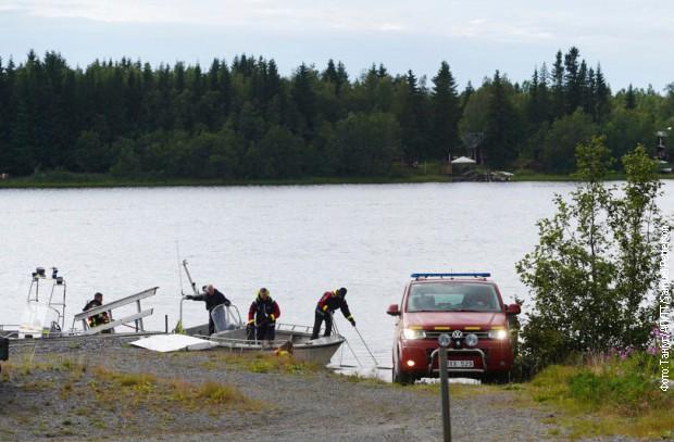 Падна авион во Шведска, загинаа девет лица