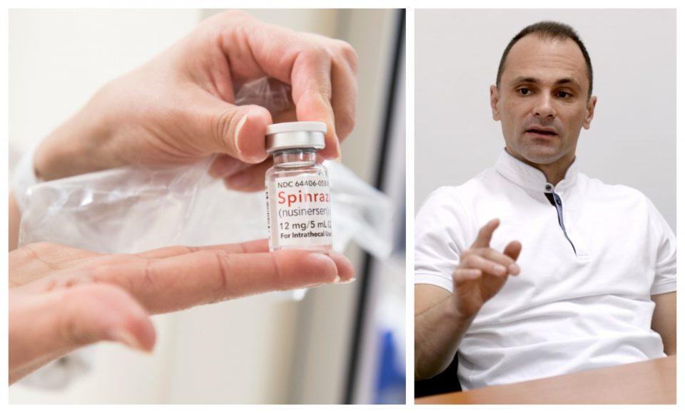 Година ипол Филипче ги лаже болните од ретка болест за лек!