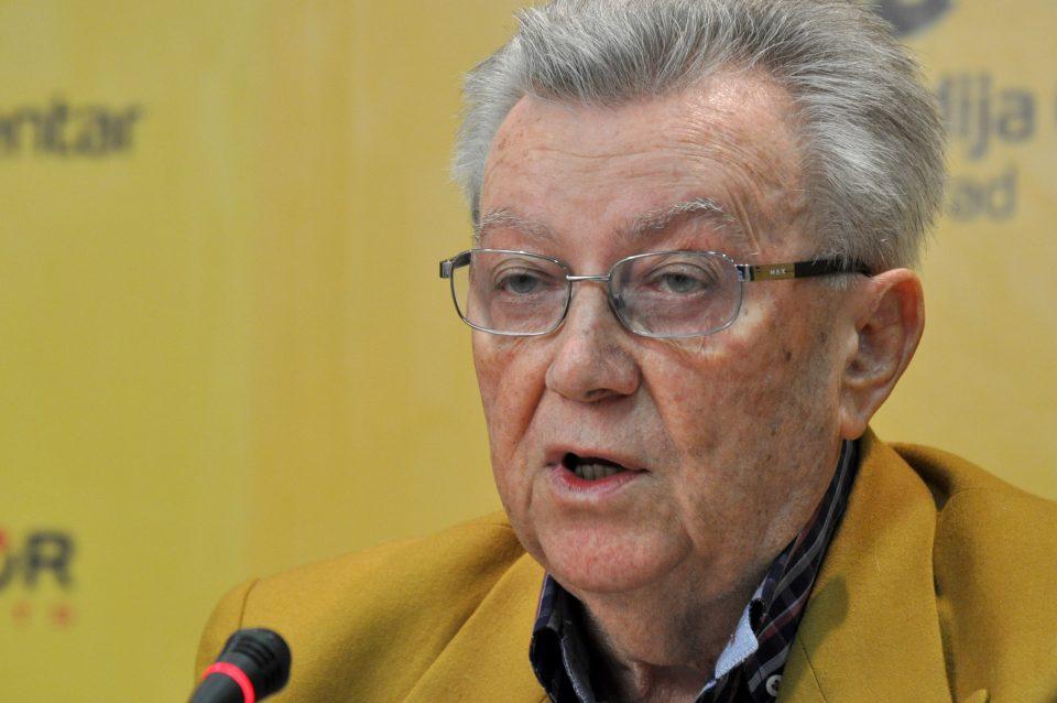 Борисав Јовиќ: Македонска нација е измислена за да се создаде уште една измислена република