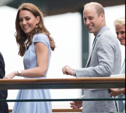 Принцот Вилијам и принцезата Кејт волонтираат во сервис за психолошка помош од пандемијата