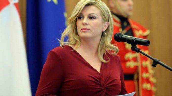 Драма во зградата на поранешната хрватска претседателка Колинда: Нејзина сосетка се забарикадирала во станот и се заканувала со бомба!