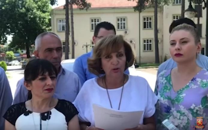 Лозановска: Бараме одговори дали позади хаосот во урбанизмот во Битола се кријат локални шерифи и моќници од СДСМ, а граѓаните се оние кои трпат штетат врз нивниот грб