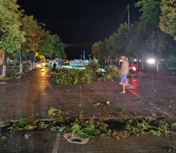 Страшно невреме на Халкидики: Загинаа 6 лица, 20 во болница (ВИДЕО)