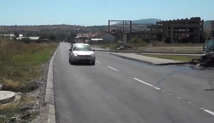 Заврши реконструкцијата на Северен Булевар во Кавадарци (ВИДЕО)