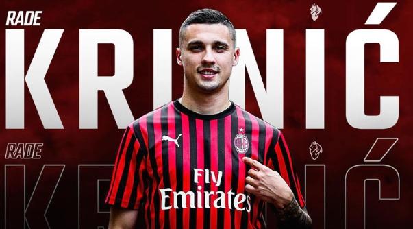 Милан го објави второто засилување за новата сезона