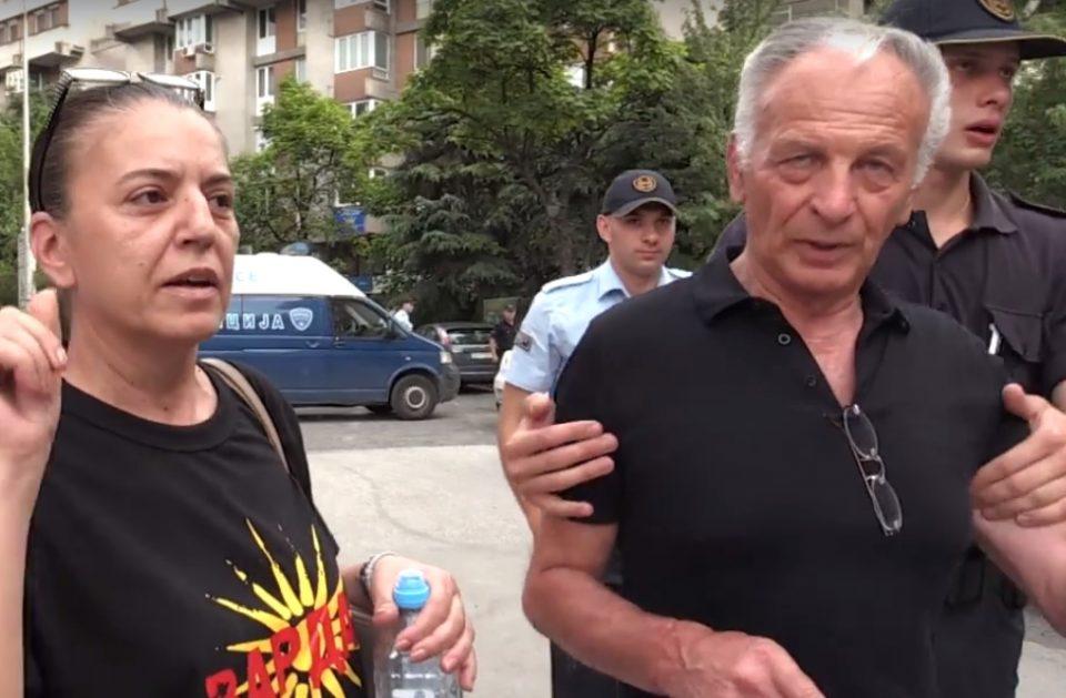 Нестор Огинар бил приведен заедно со мајката на убиениот Пино (ВИДЕО)