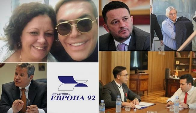 """""""Лидер"""" ексклузивно открива: Еве кои бизнисмени плаќале рекет кај Боки 13 и Катица Јанева- сумата надминува 5 милиони евра"""
