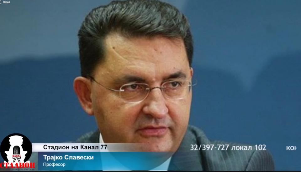 Трајко Славески: Мерката на владата за повраток на ДДВ ќе значи загуба на средства од државната каса кои ќе завршат кај поимотните граѓани