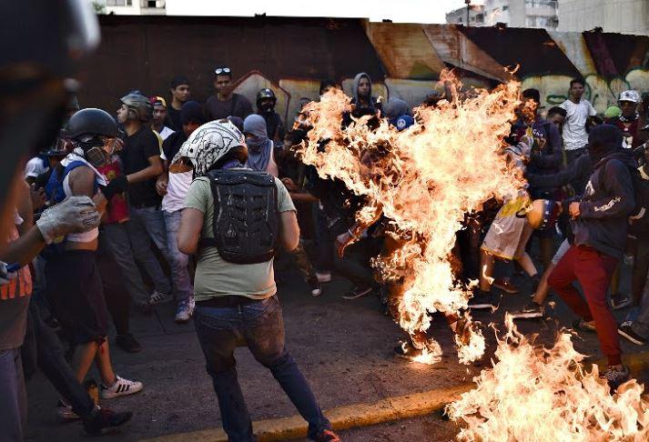 "Убиени се 5.300 лица поради ""отпор кон властите"" во Венецуела"