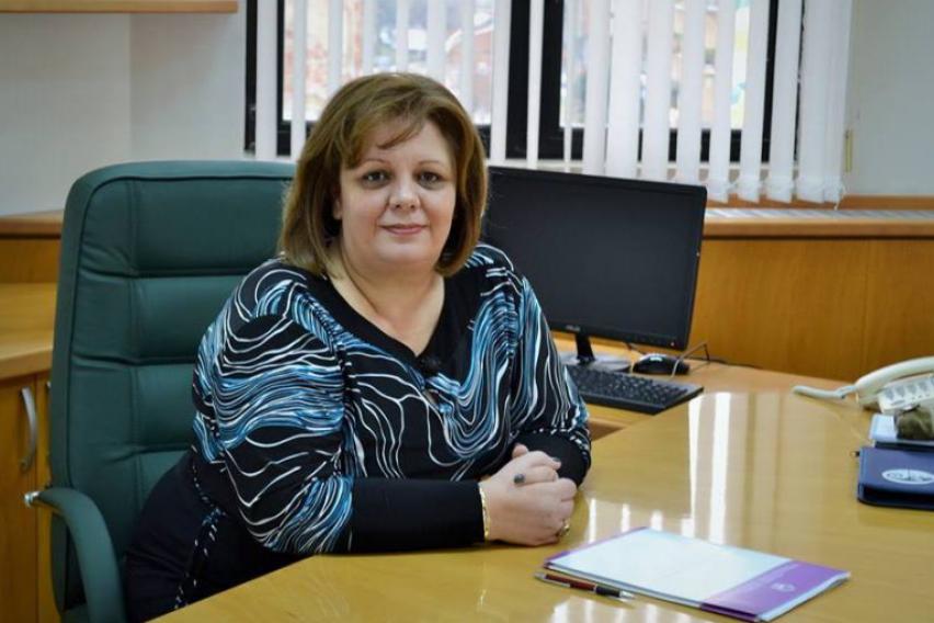 Катица Јанева се појави во просториите на СЈО