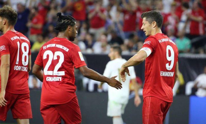 Баерн го победи Реал Мадрид во дебито на Азар и Јовиќ