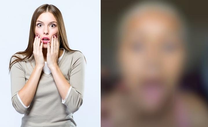 На снимање во живо девојка ја изгуби целата коса: Причината ќе ве шокира, можеби и вие го правите ова! (ВИДЕО)