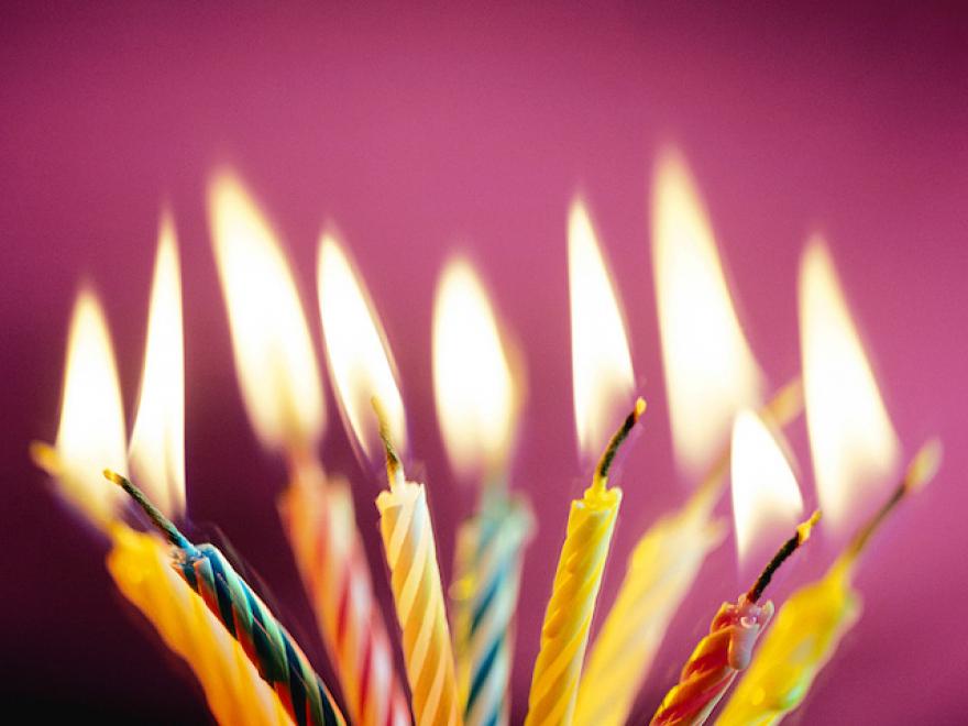 Најубавите роденденски пораки