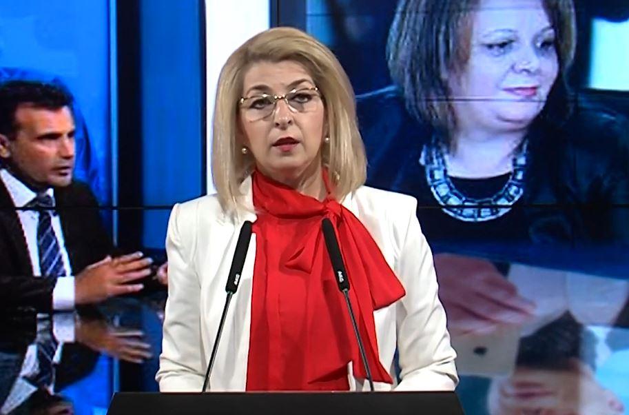 Ласковска: Станува се поочигледно дека Македонија ја владее криминална банда која создаде нов рекетарски – судско – политичко – медиумски октопод