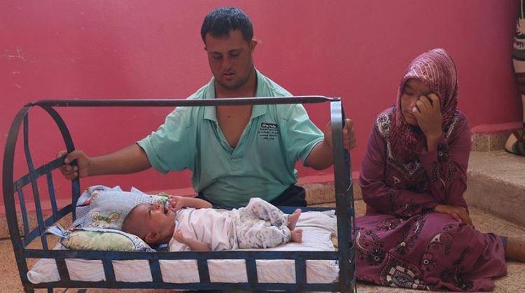 """Сириското """"чудо од бебе"""" чека помош"""