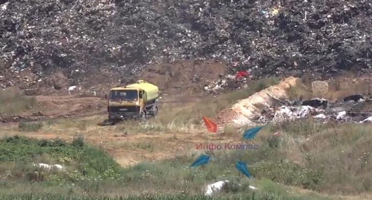 Локвенец: Депонијата во Прилеп гори 6 дена, граѓаните се трујат, а власта не е способна да го изгасни пожарот (ВИДЕО)