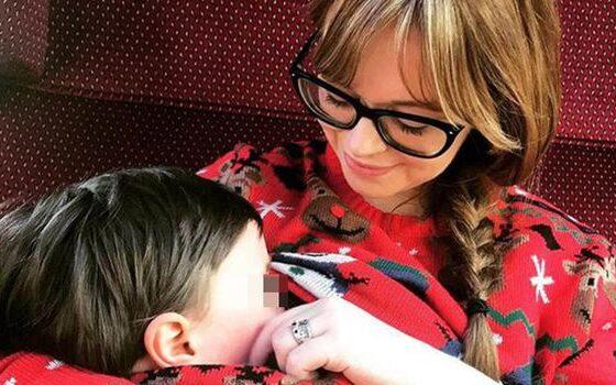 Оваа мајка стана мета на остри критики: Нејзиното дете има 4 години, а таа уште го дои (ФОТО)