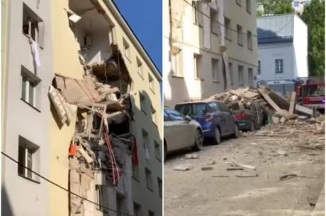 Готвач избркан од работа- намерно ја предизвикал експлозијата која сруши половина зграда