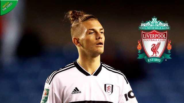 Тој е најмладиот играч на Ливерпул