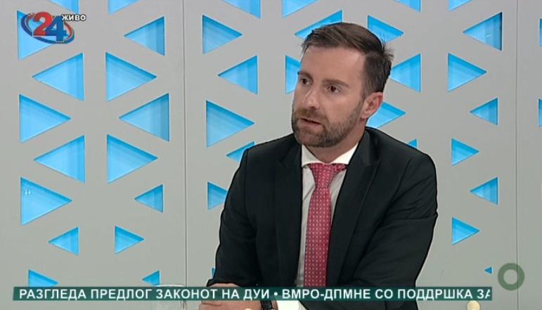 Димовски: После скандалот со руските комичари никој од меѓународни партнери нема да има доверба во следните разговори со премиерот на Република Македонија