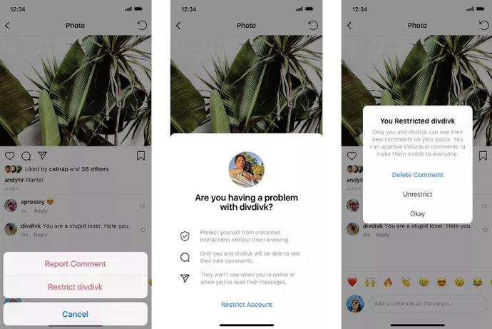 Борба против сајбер насилство: Instagram ќе ве опоменува за навредливи коментари