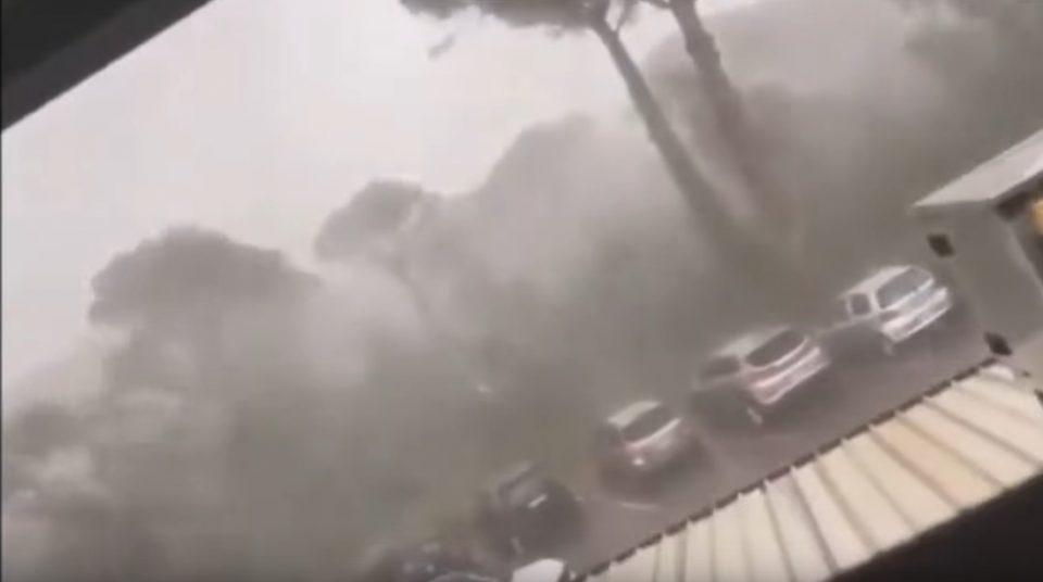 Огромно невреме, улиците претворени во реки: Италија доживеа хаос (ВИДЕО)