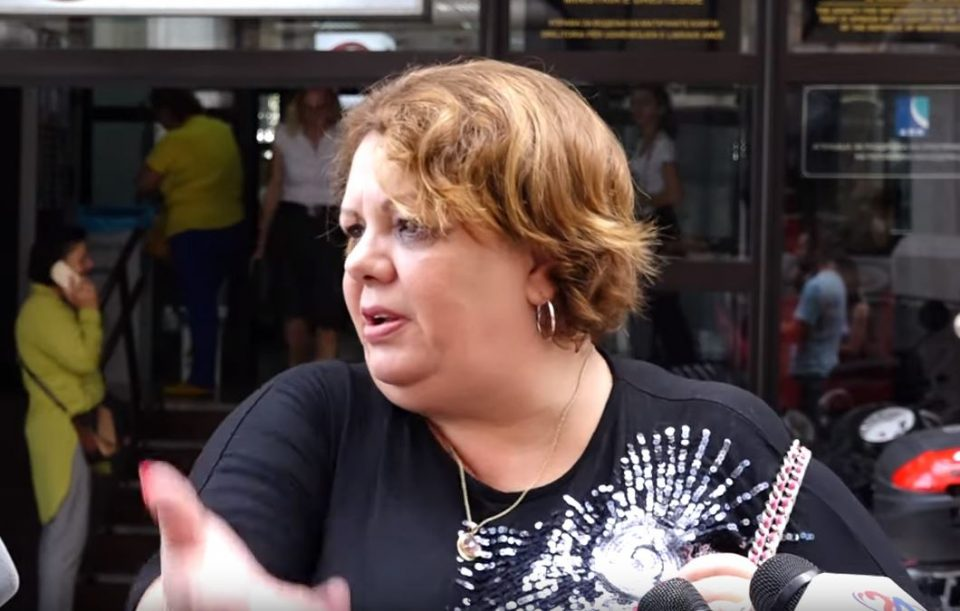 Катица Јанева доби психијатар поради нејзината здравствена состојба