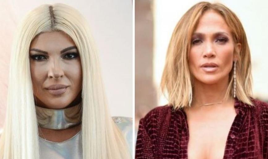 Едната е балканска заводничка, другата светска ѕвезда: Облекоа исто парче, која изгледа подобро? (ФОТО)