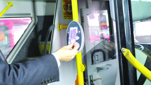 ЕДНО ВОЗЕЊЕ ОД СЕПТЕМВРИ: Автобускиот билет ќе биде електронски хартиен со вграден чип, цената и местото за набавка се уште непознати